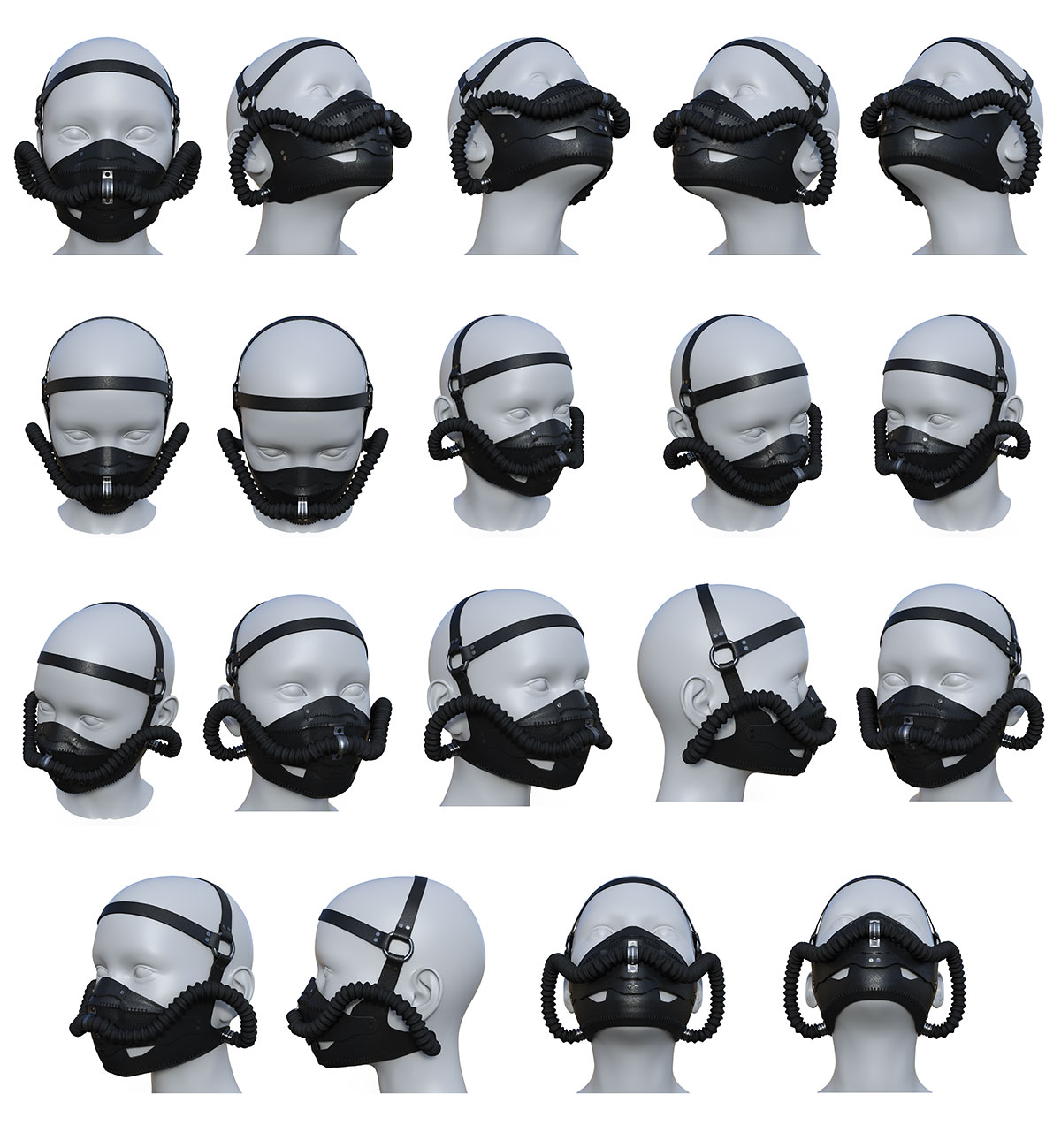cg cyber ppe mask sales lineup