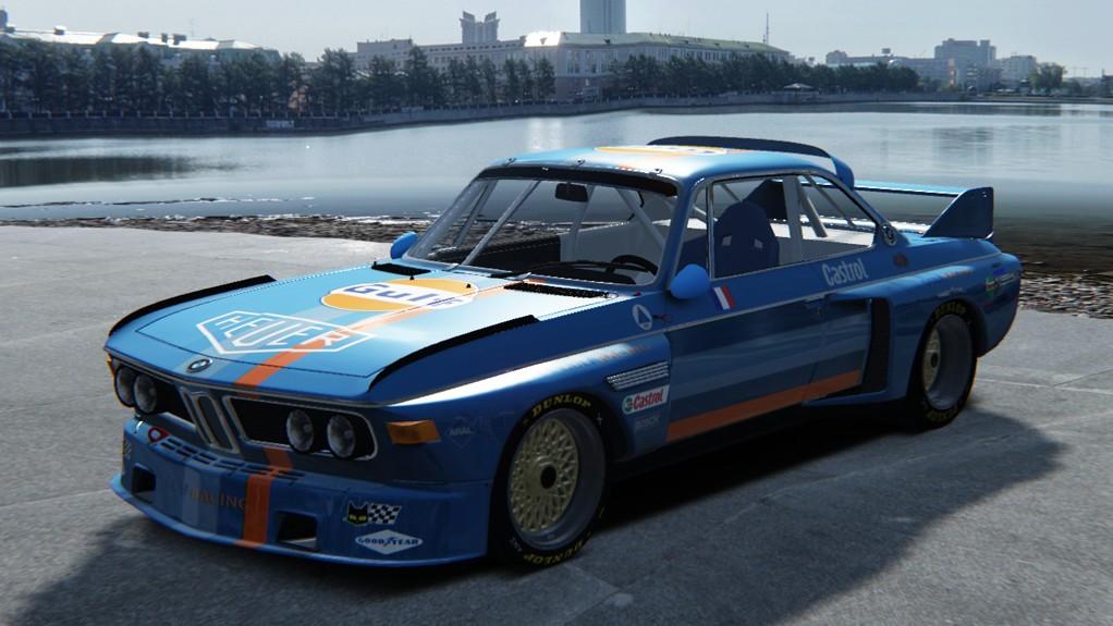 Championnat BMW CSL 3.5 Preview