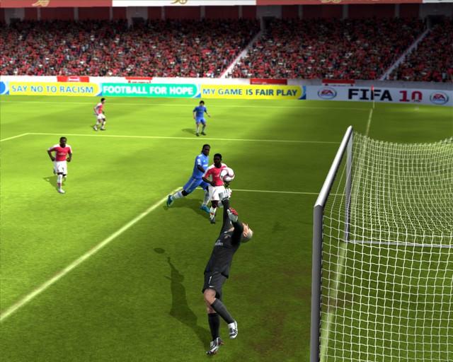 FIFA 10 (2009) (Electronic Arts) (RUS) [P]