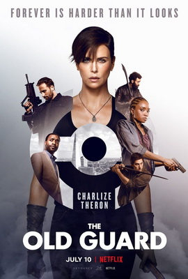 The Old Guard (2020) FullHD 1080p WEBrip HEVC AC3 ITA/ENG