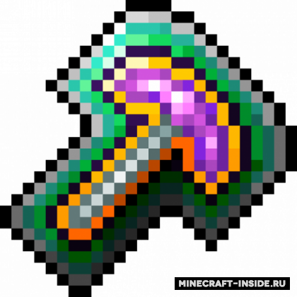 Upgraded Pickaxes для Minecraft 1.12.2 (EN/RU)