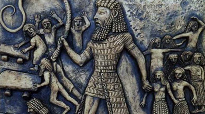 Igigi, Antichi Astronauti Alieni che si ribellarono dalla schiavitù degli Anunnaki.