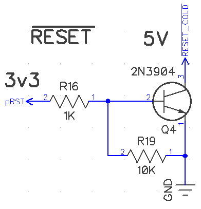 Best way to drive a 5V TTL line with a 3v3 GPIO? - Page 1