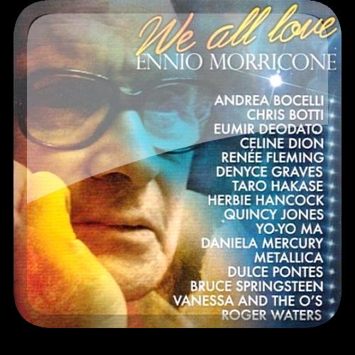 """Трибьют Энио Морриконе """"We all Love Ennio Morricone"""" [2007г.] MP3"""