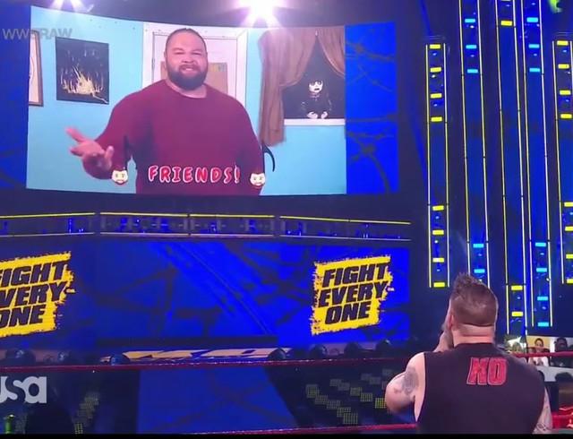 Bray Wyatt responde a Kevin Owens