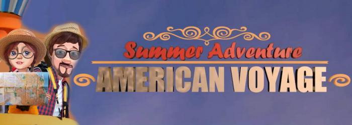 Summer Adventure 5: American Voyage [v.Final]