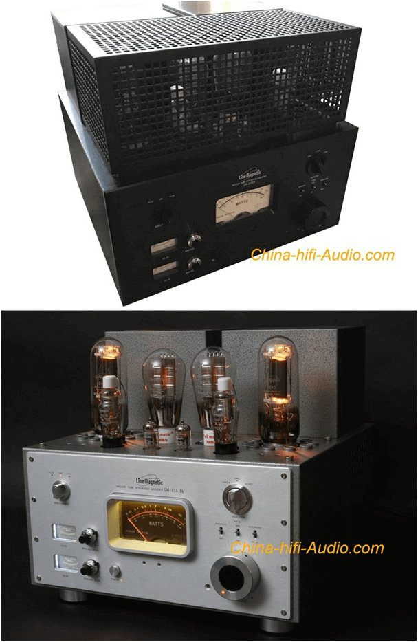 China-hifi-Audio Showcases A Complete Portfolio Of Line Magnetic Audio Amplifier On Its Web Store