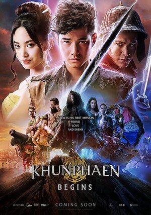 Khun Phaen Begins (2019) Hindi Dual Audio 480p HDRip 489MB Download
