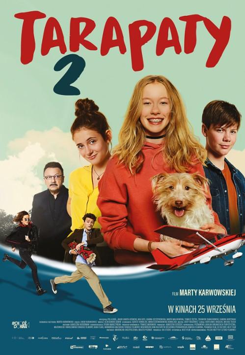 Tarapaty 2 (2020) PL.1080p.WEB-DL.x264.DD2.0-FOX / Film polski