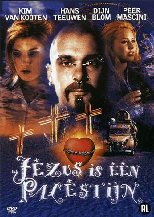 18+ Jesus Is a Palestinian (1999) English 720p DVDRip 1.2GB Download