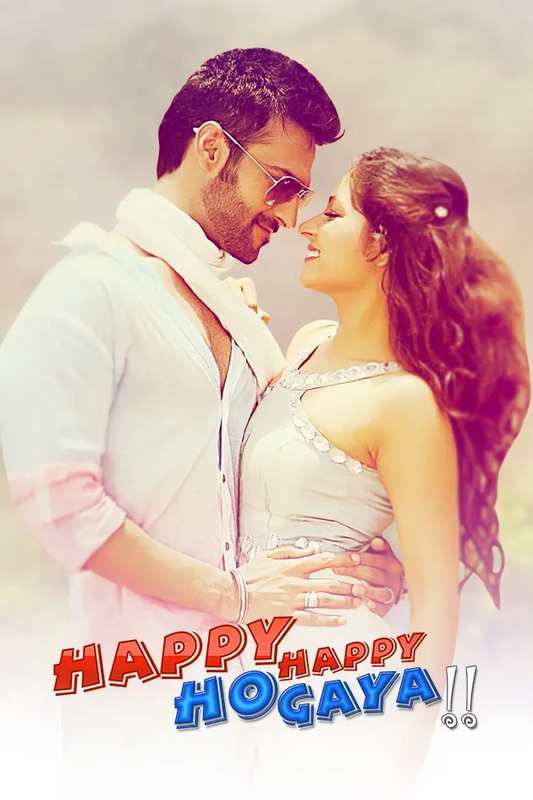 Happy Happy Ho Gaya (2021) Punjabi 720p HDRip x264 AAC 1.2GB ESub