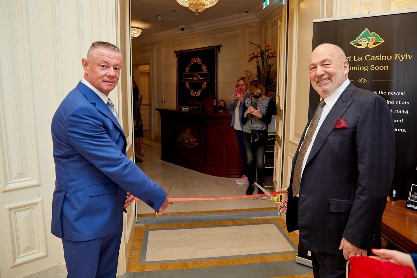 Shangri La International Casino Has Opened at The Fairmont Grand Hotel in Kyiv