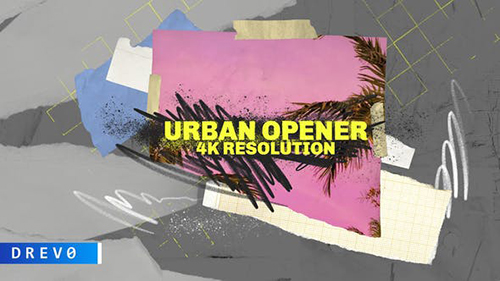Urban Opener 30322404 - Project for After Effects (Videohive)