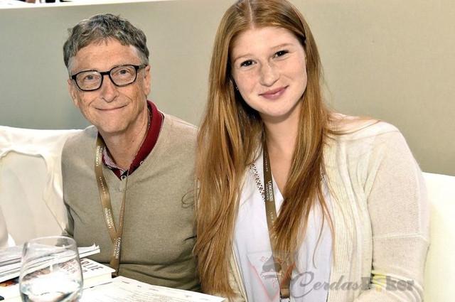 Uang Saku Putri Bill Gates Hanya Rp150 ribu per Minggu