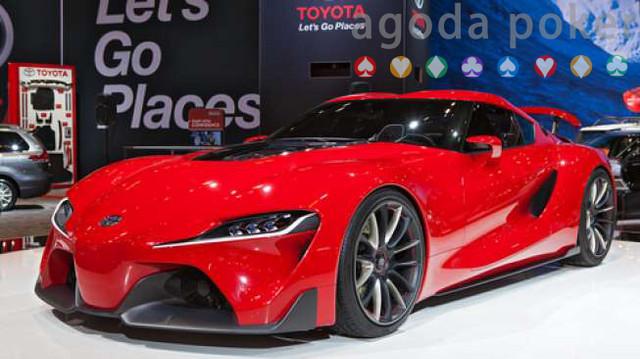 Siap keluar, Harga Toyota Supra Belum Final Siap Meluncur,Harga Toyota