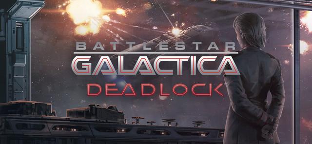 Battlestar Galactica Deadlock v.1.3.85 + DLC (2017)