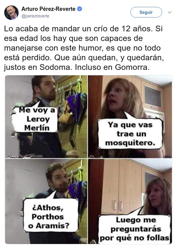 Pérez Reverte, el Chuck Norris español - Página 17 Xjsd74abcz5
