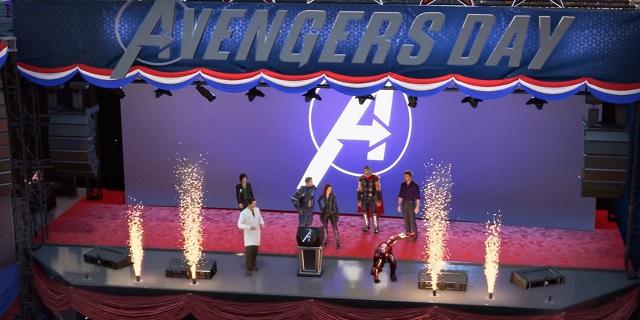 Avengers-Day