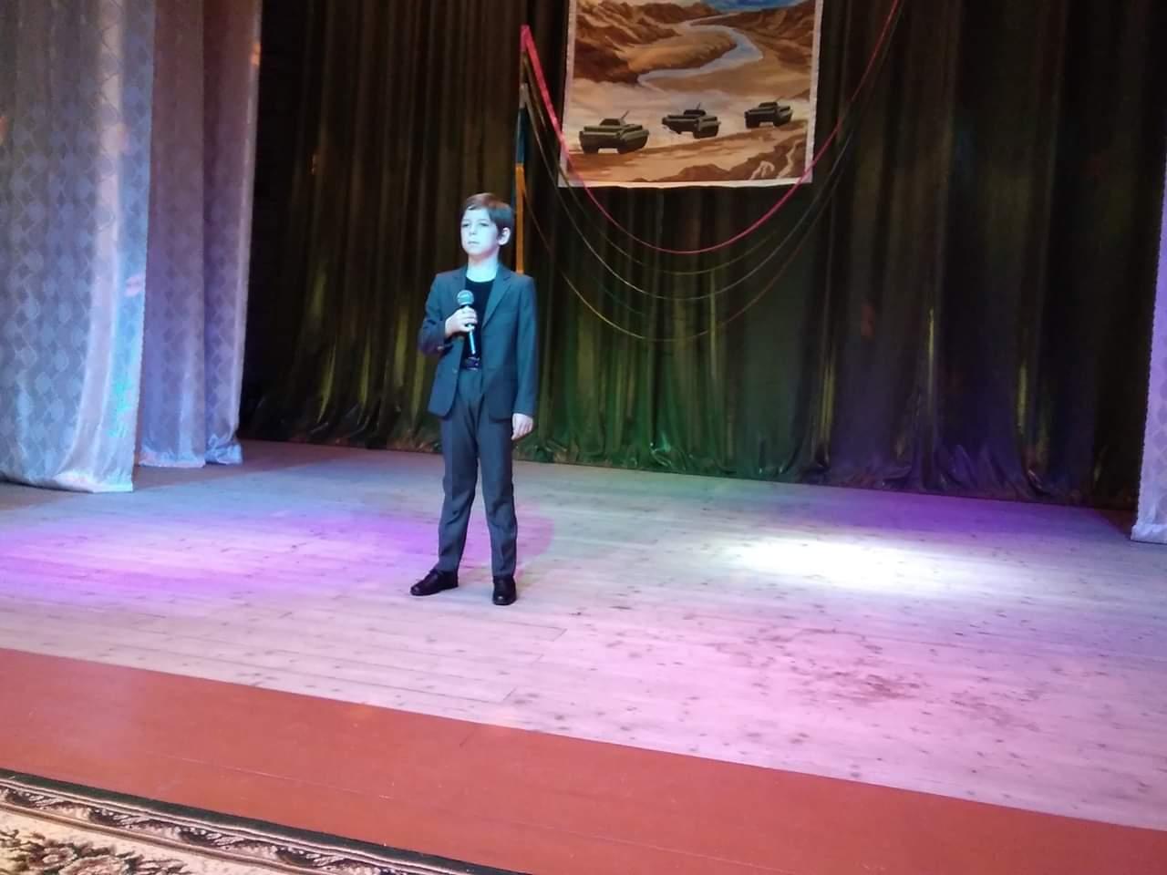 Изображение из альбома Концерт, посвященный 30-ой годовщине вывода советских войск из Афганистана»