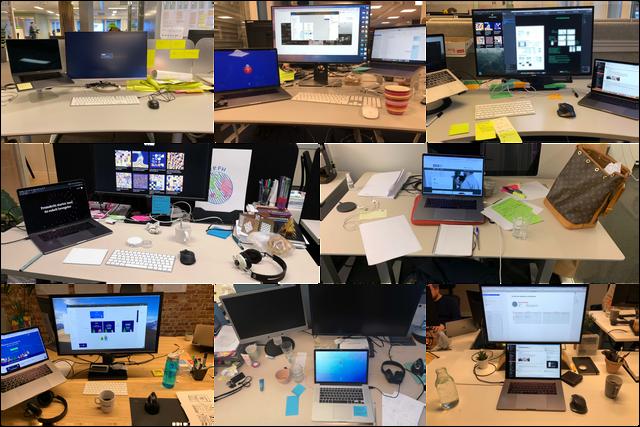 Desktop-collage