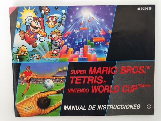 [VDS] Nes - Super Mario Bros 3 in 1 (PAL B ESP) complet 20210131-141004