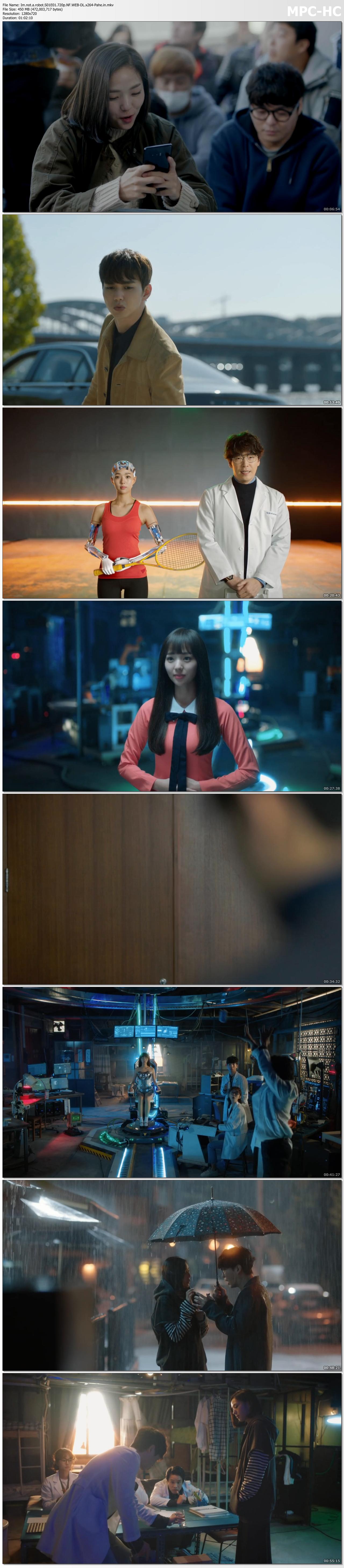 I'm Not a Robot Season 1 Complete NF WEB-DL 480p & 720p