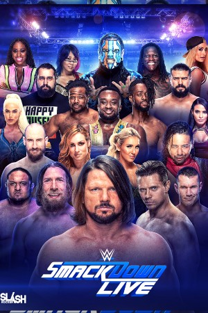 WWE Smackdown 4.10.2020 x264 720p HDTV 1.2GB Download