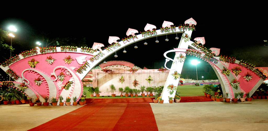Wedding Decorations Services