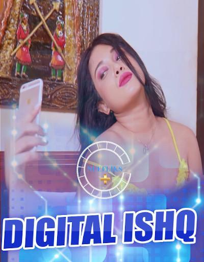 18+ Digital Ishq (2021) Nuefliks Hindi Short Film 480p HDRip 300MB Download