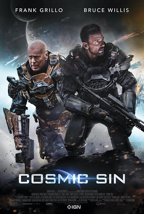 Cosmic Sin | 2021 | m720p - m1080p | WEB-DL | Türkçe Altyazılı | Tek Link