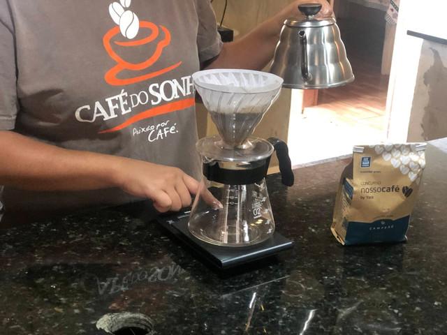 Conhecimento, apoio e empreendedorismo: conheça a Cafeteria Café do Sonho