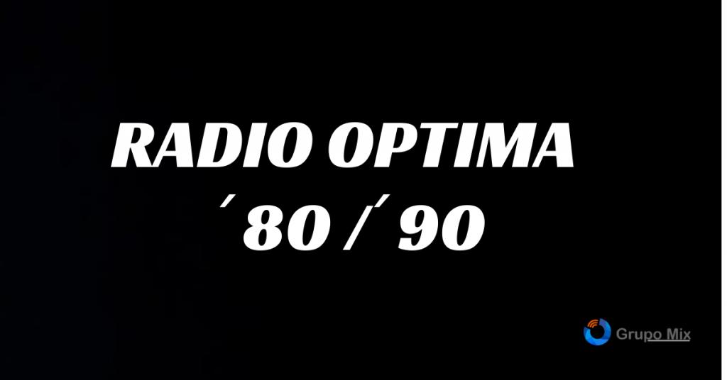 Radio Optima 80 / 90