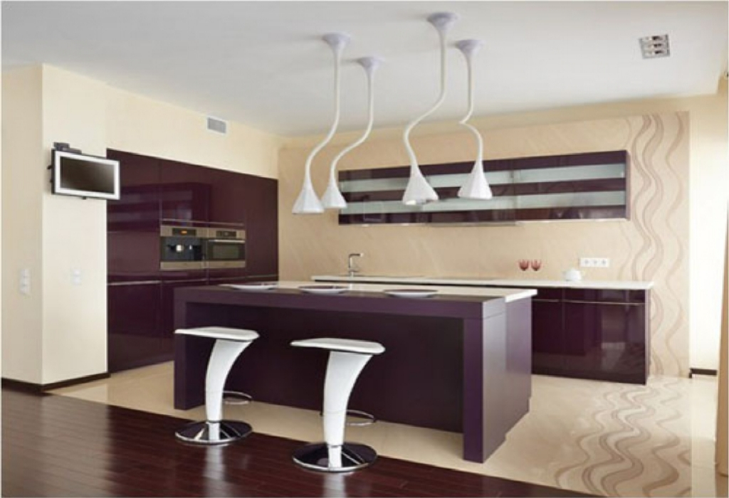 Beautiful And Creative Designs Kitchen Plant
