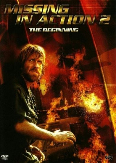Zaginiony w akcji 2 / Missing in Action 2: The Beginning (1985) PL.AC3.DVDRip.XviD-GR4PE | Lektor PL