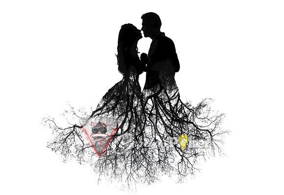 Pengantin Baru Ini Bikin Menu Ciuman Untuk Tamunya