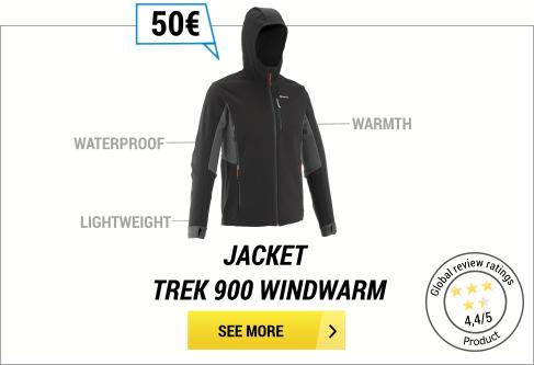 Trekk jacket 900