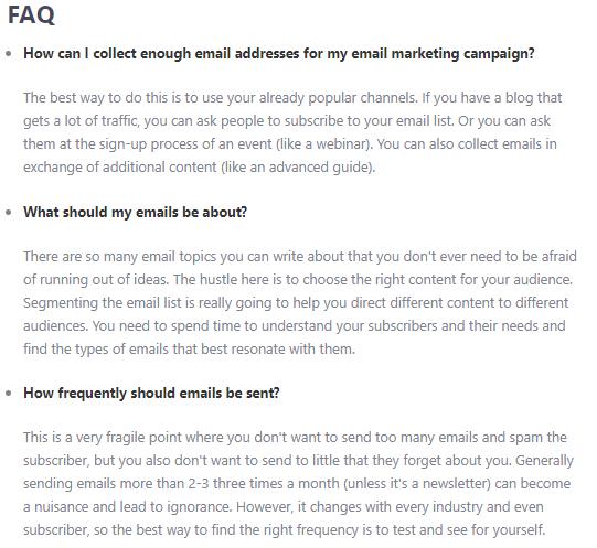 UserGuiding FAQ
