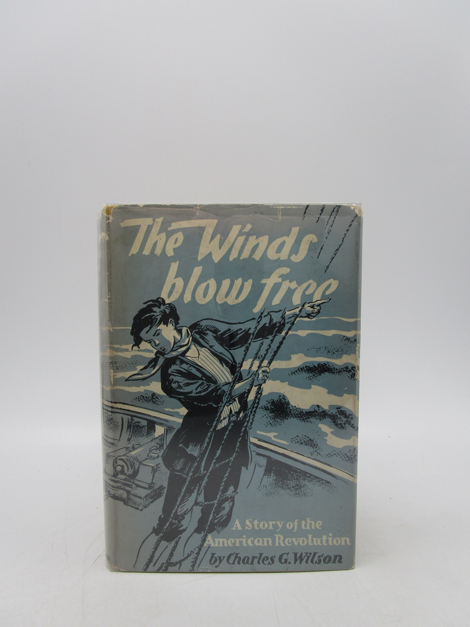 Image for The Winds Blow Free: A Story of the American Revolution (inscribed)