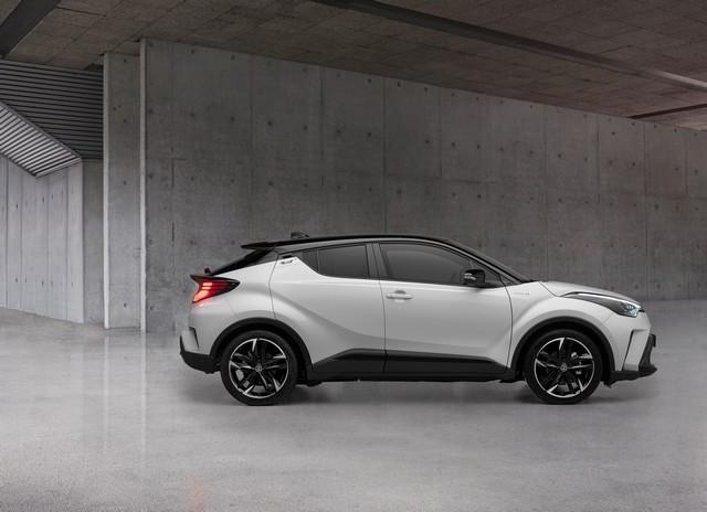 Toyota C-HR « GR SPORT » : encore plus dynamique et plus exclusif  Chr25-2