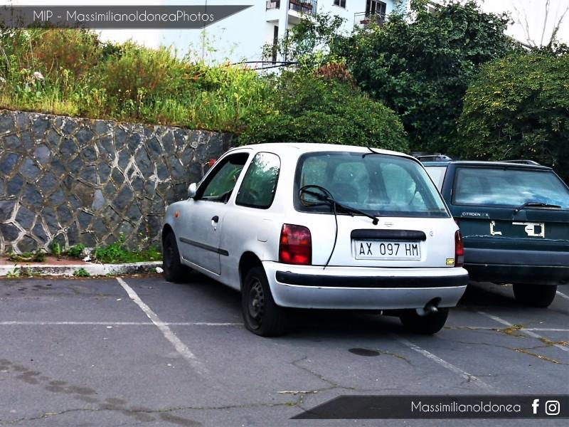 Auto Abbandonate - Pagina 13 Nissan-Micra-1-3-75cv-98-AX097-HM