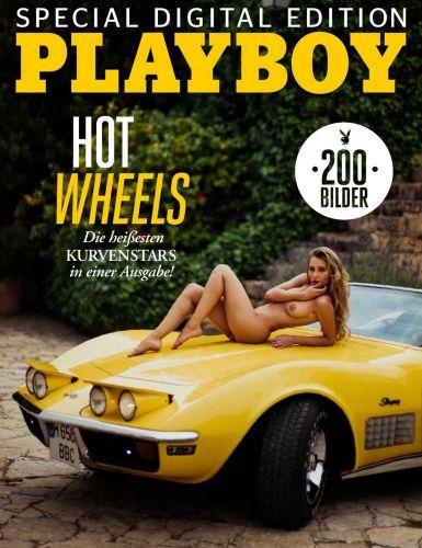 Cover: Playboy Sde German Hot Wheels - 2021