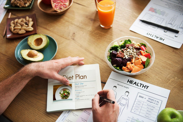 Importance Of Consuming A Balanced Meal