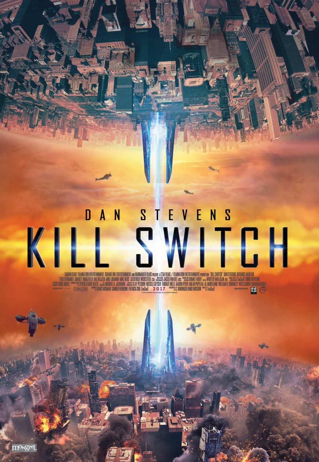 Kill Switch (2017) Dual Audio Hindi 480p HDRip x264 AAC 300MB ESub