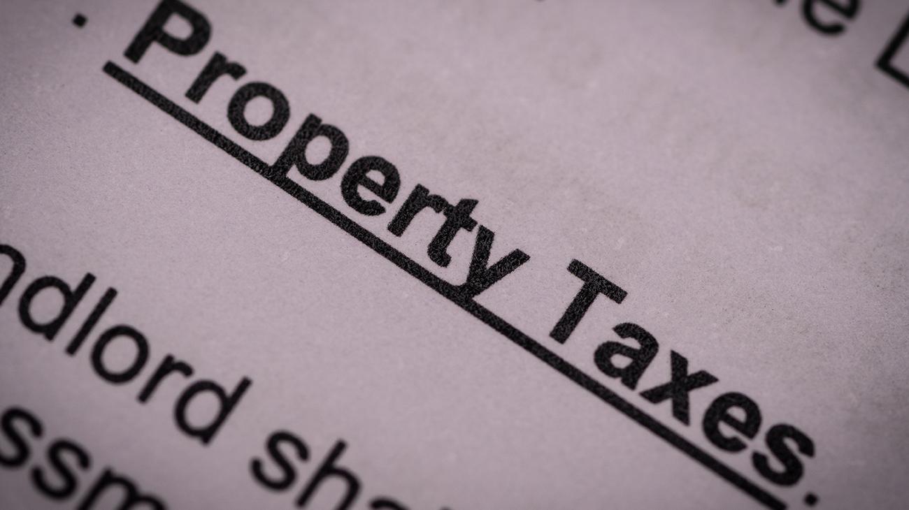 property taxes in Turkey