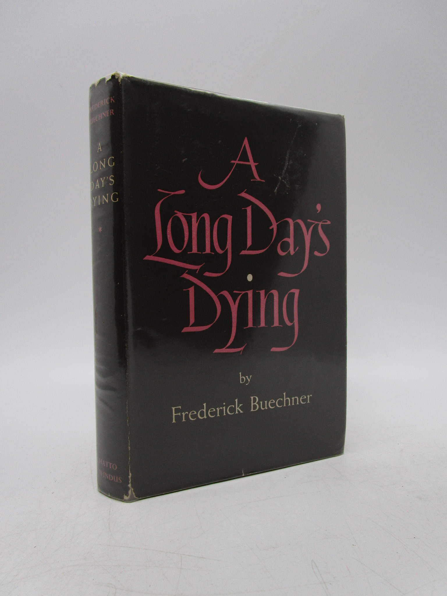 Image for A Long Day's Dying (First English Edition)