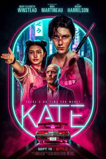 Kate 2021 Dual Audio [Hindi DD5.1] | 1080p | 720p | 480p | WEBRip MSubs Download