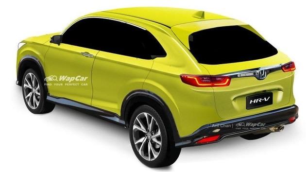 2021 - [Honda] HR-V/Vezel - Page 2 609-FE235-7911-4197-9-FB5-7-A14-DA4533-B8
