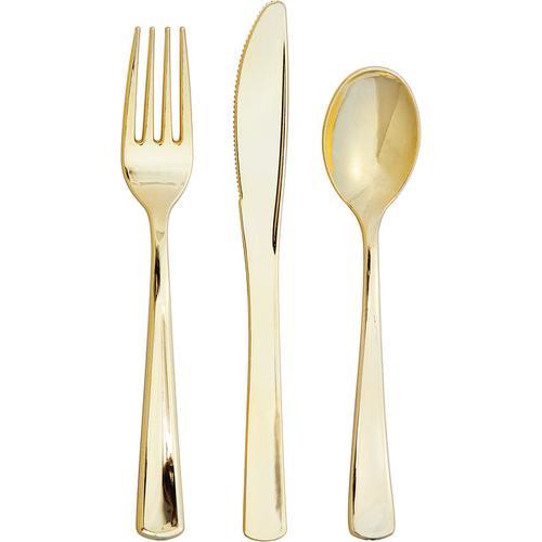 დანა-ჩანგალი ოქროსფერი 24ც
