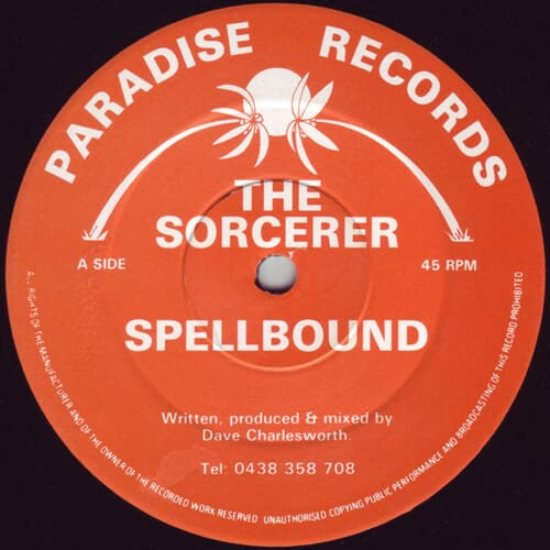 The Sorcerer - Spellbound / Temperature's Rising