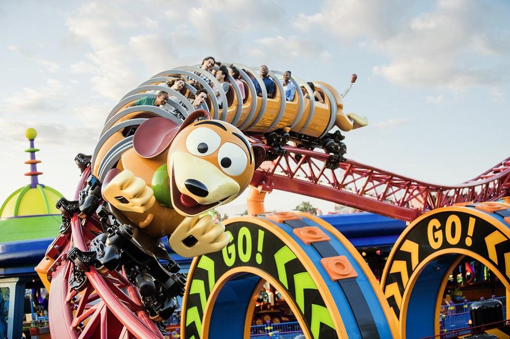 Slinky Dig Dash at Walt Disney World Resort